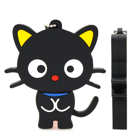 CUTE CAT USB FLASH DRIVE MEMORY STICK PENDRIVE