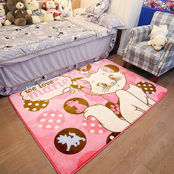 Children's Non-Slip Carpet Floor Mats