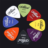 50 Acoustic/Electric Guitar Picks in a cool box case