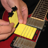 Guitar String Cleaner: Quick-Set Brush Tool