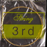 Low-Cost Light-Gauge Acoustic Guitar Strings 6 pcs/set