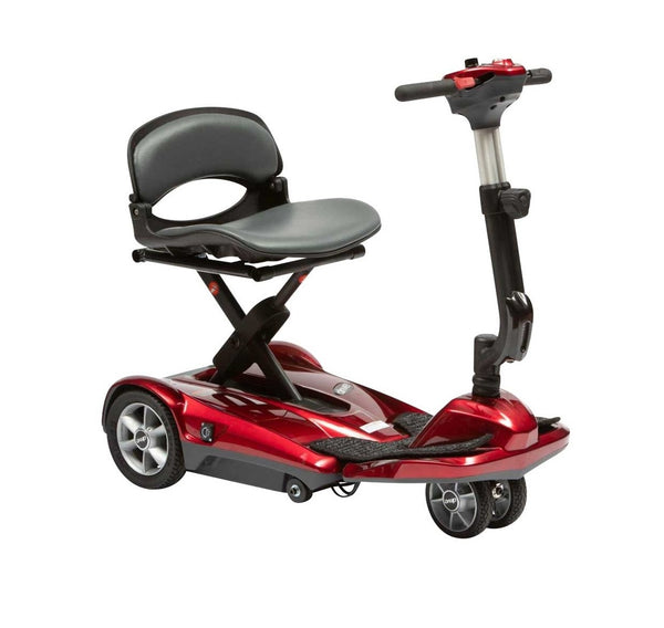 Easymove Dual Wheel Auto-Fold Scooter