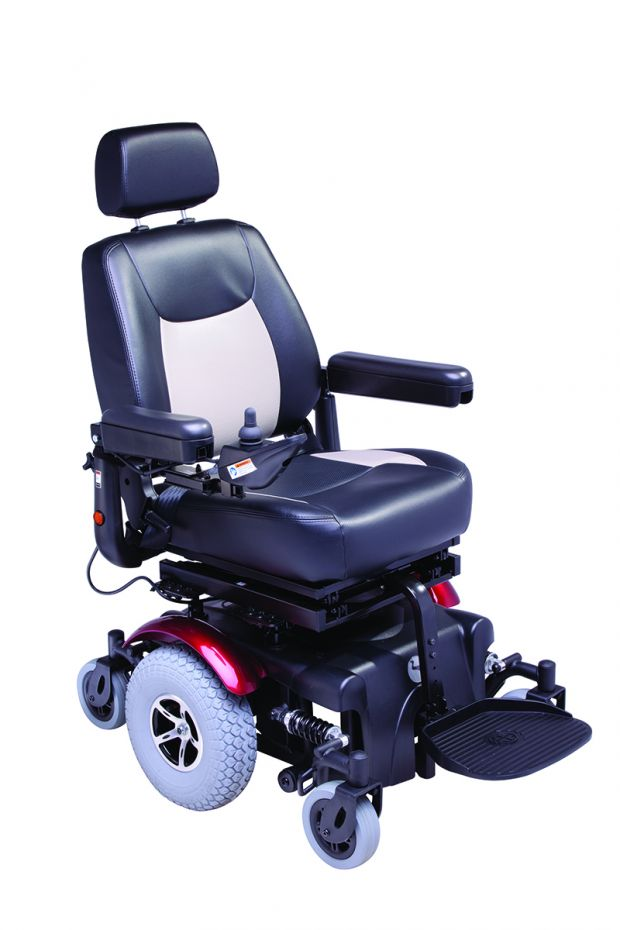 P327 XL With Seat Lift