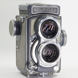 Flash Contact Cover Baby Rolleiflex