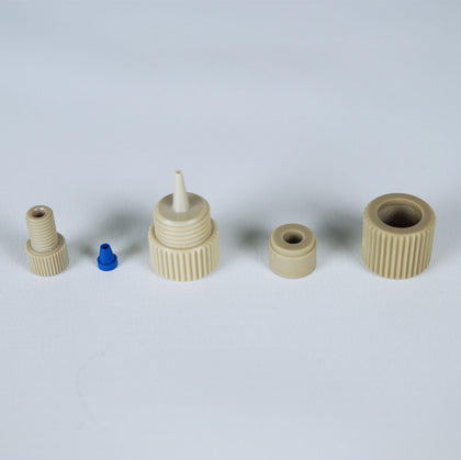 Peristaltic Tubing Adapter for 1/16