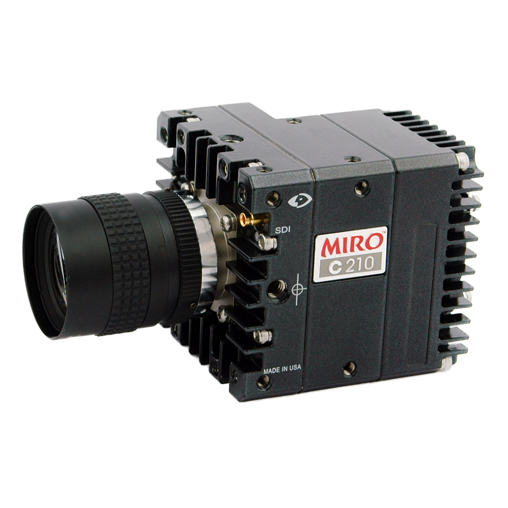 PHANTOM Miro C210 High-Speed Camera