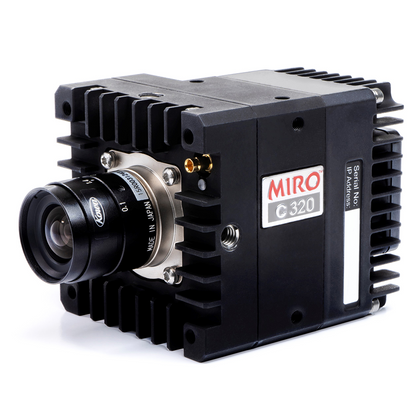 PHANTOM Miro C320 High-Speed Camera - Darwin Microfluidics