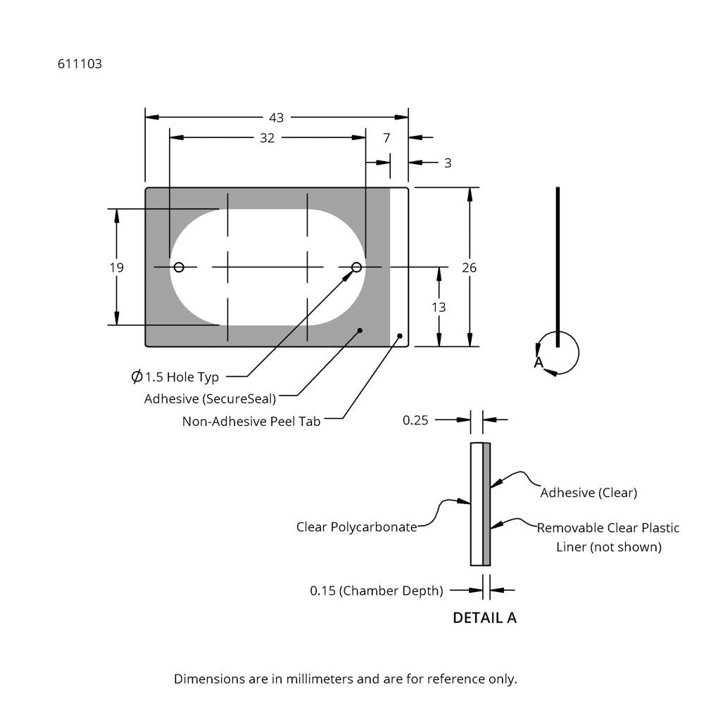 HybriWell™ Sealing System - Various Formats