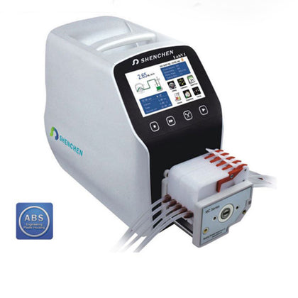 LabV1 Intelligent Flow Rate Peristaltic Pump - Darwin Microfluidics