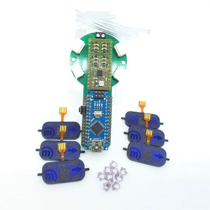 mp6-QuadBasic Evaluation Set - Darwin Microfluidics