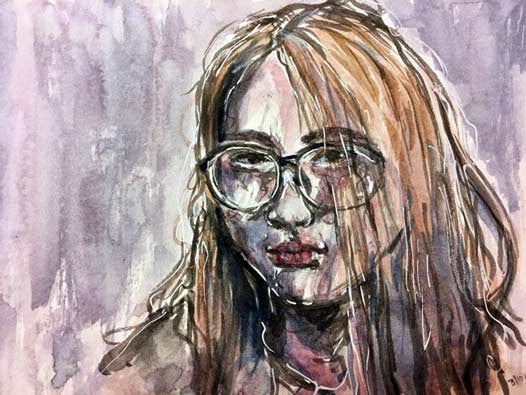 Bethany Houston Watercolor