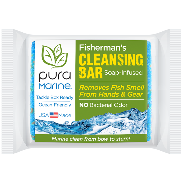 Fisherman's Cleansing Bar - 3 Pack