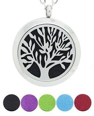 Tree of Life Necklace - Enticing Aroma...a Woman's  World!