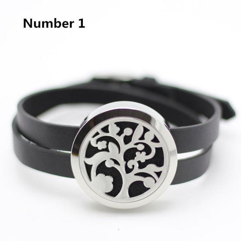 Essential Oil Diffuser Bracelet - Enticing Aroma...a Woman's  World!