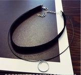 Simple Choker Necklace - Enticing Aroma...a Woman's  World!