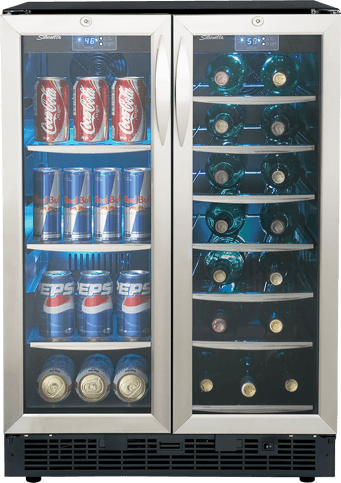 Silhouette Built-In Beverage Centre