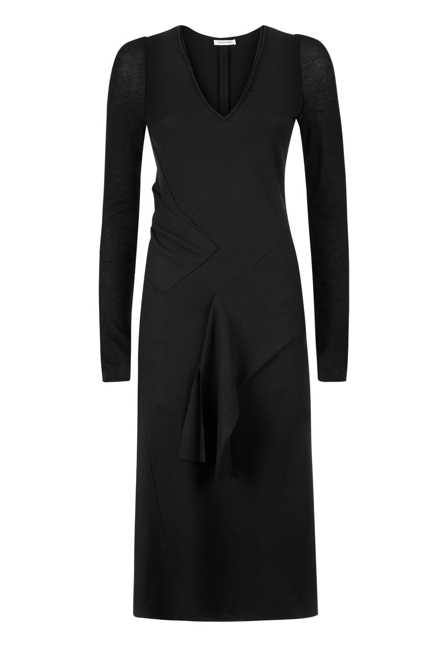 Black The Jassnen Dress