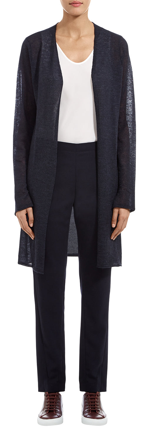 Black The Axel Cardigan