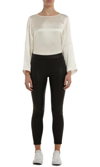 LESSER LEATHER LEGGING