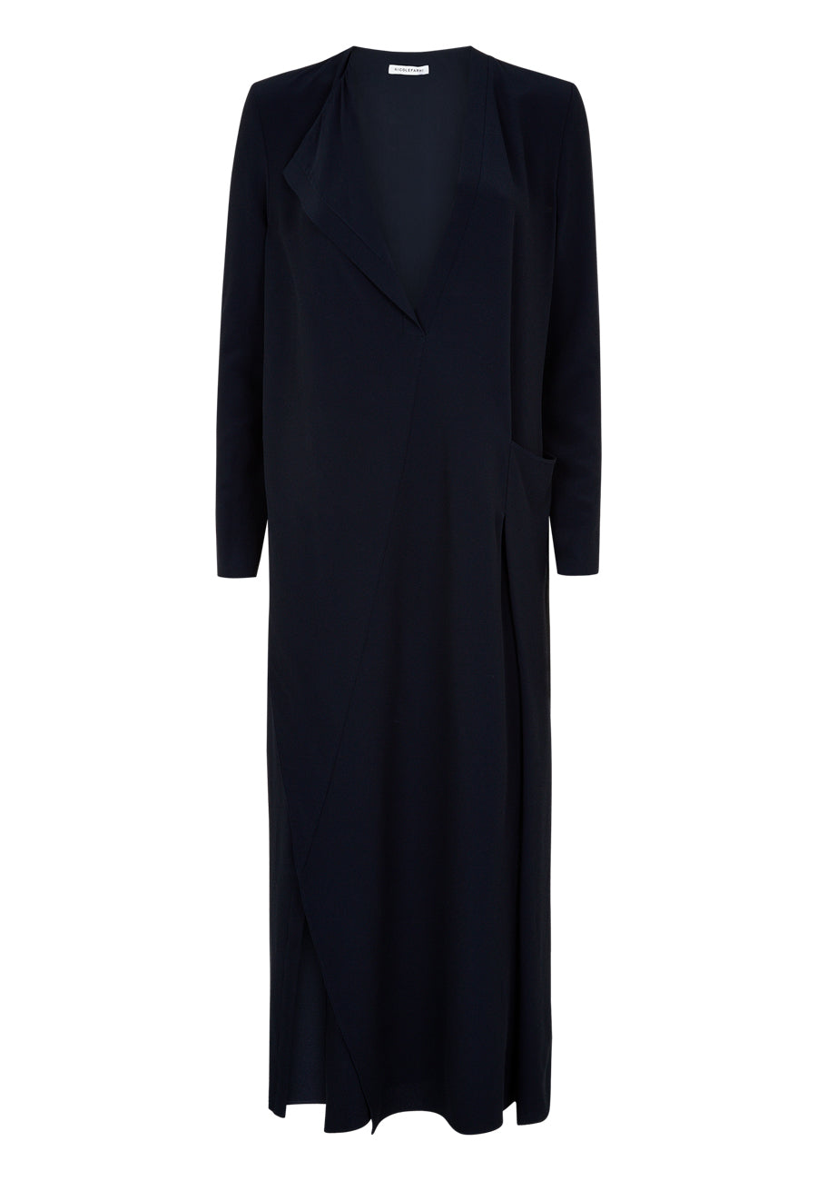 NAVY The Fredrik Dress