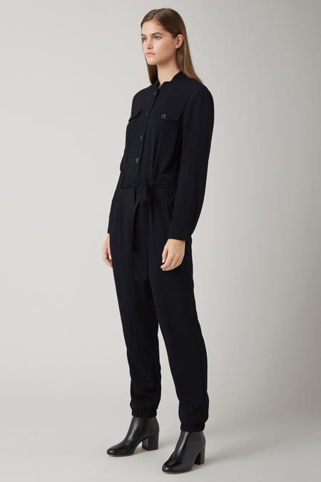 Black Bonnie Jumpsuit
