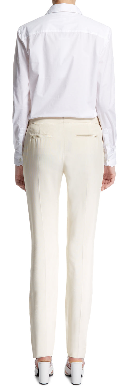 Calico Textured Cigarette Pant