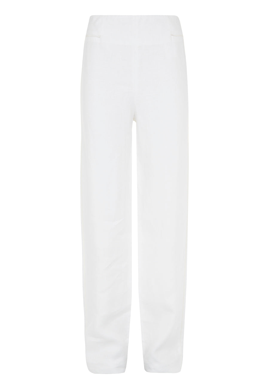White CORNO PAINTER TROUSER