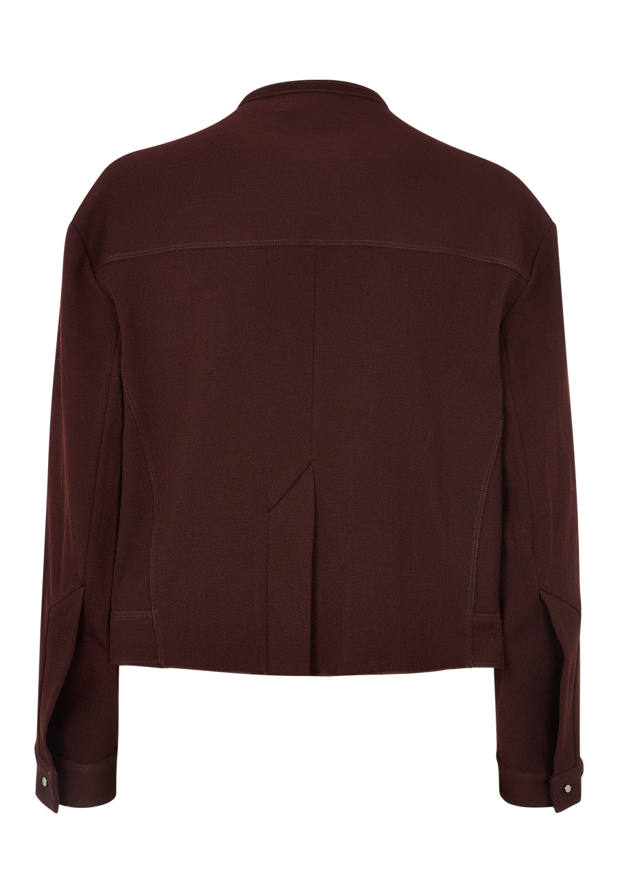 Oxblood The Griven Bomber