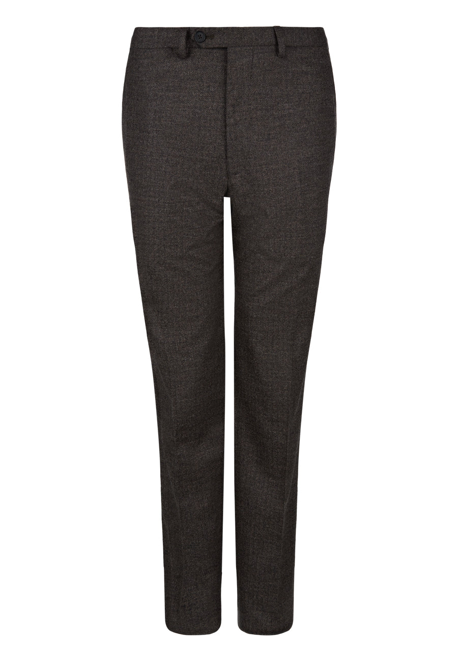 Mahogany The Jersey Trousers