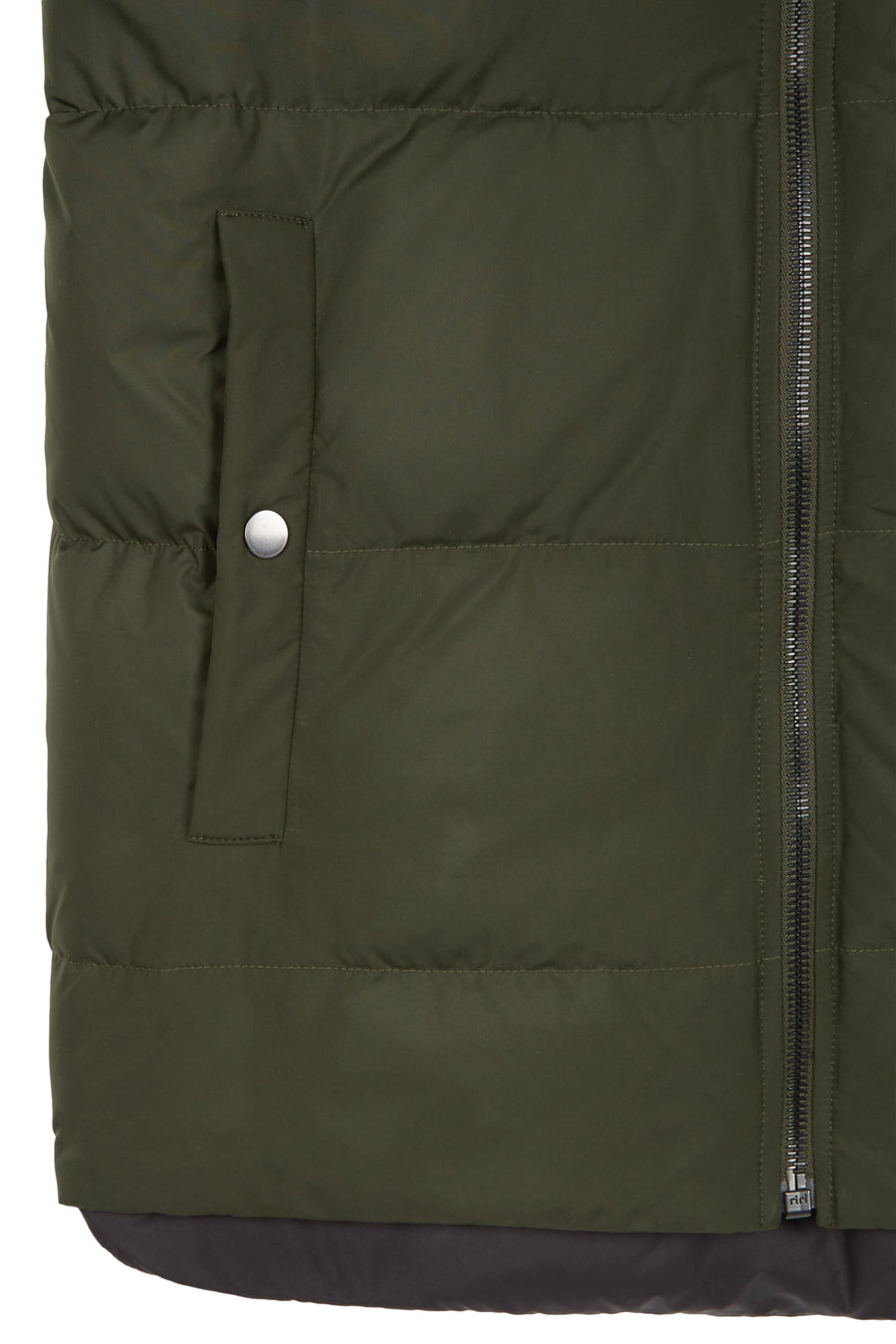 Dark Forest Verner Green Gilet