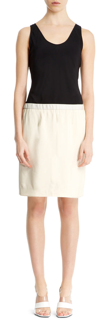 Calico Tech Canvas Skirt