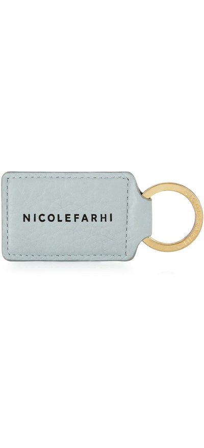 CALF LEATHER KEYRING