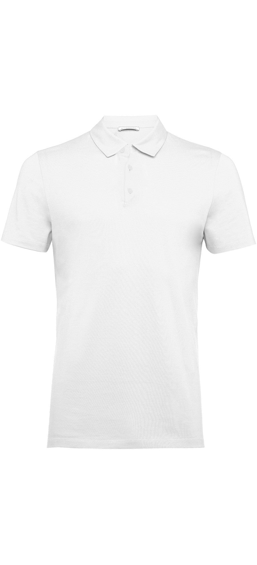 POL WHITE T-SHIRT