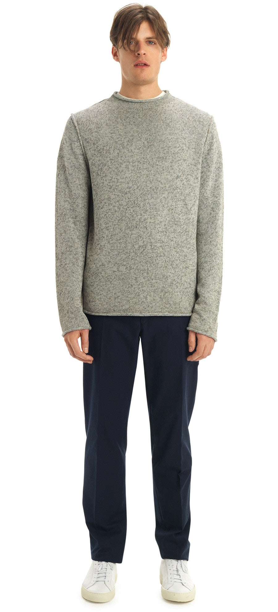 KEYES GREY JUMPER