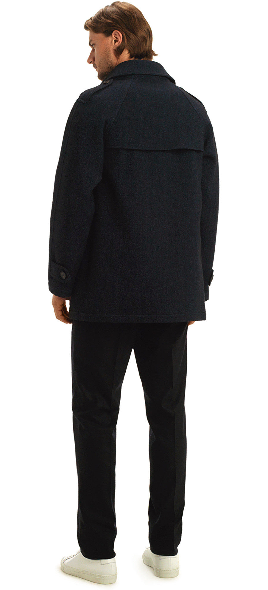 PERRY BLACK COAT