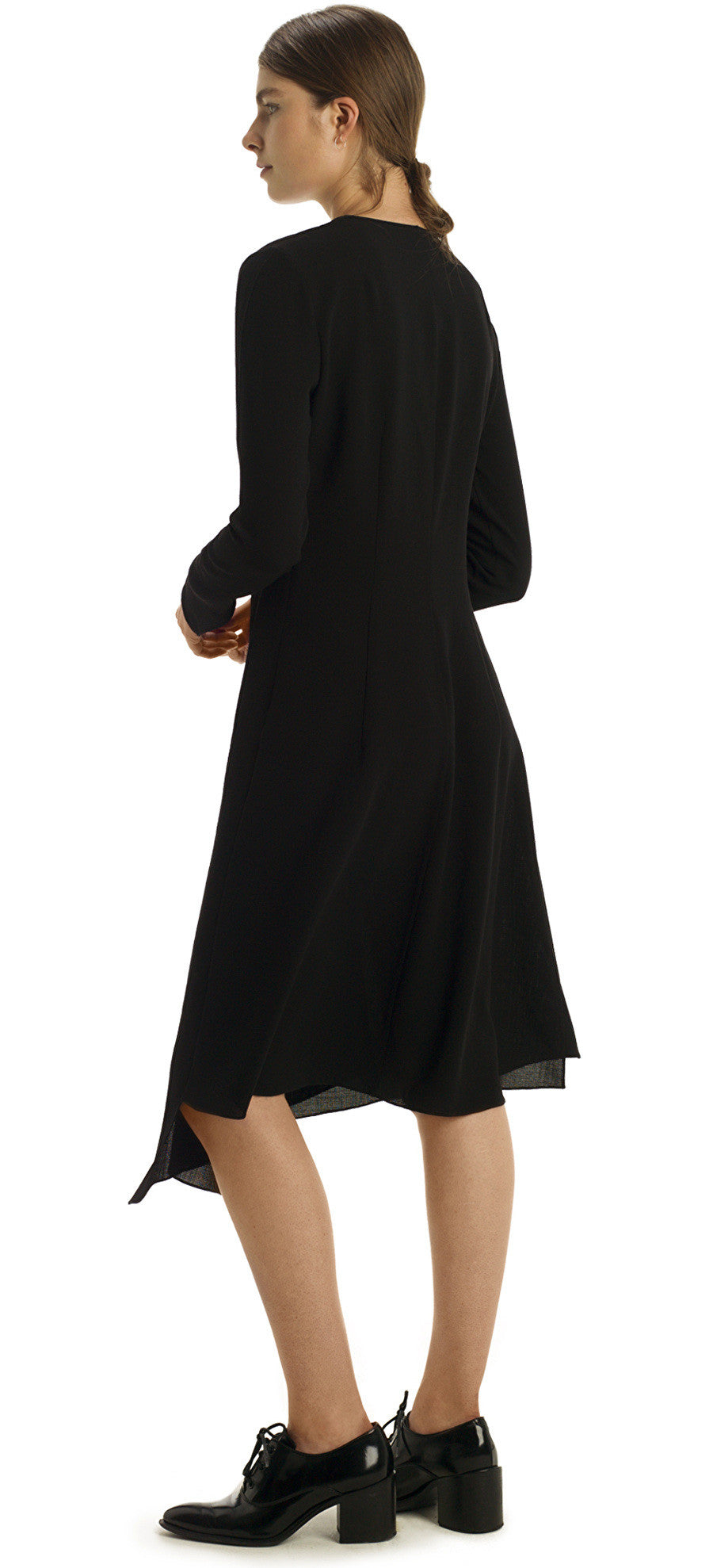 LEGER BLACK DRESS