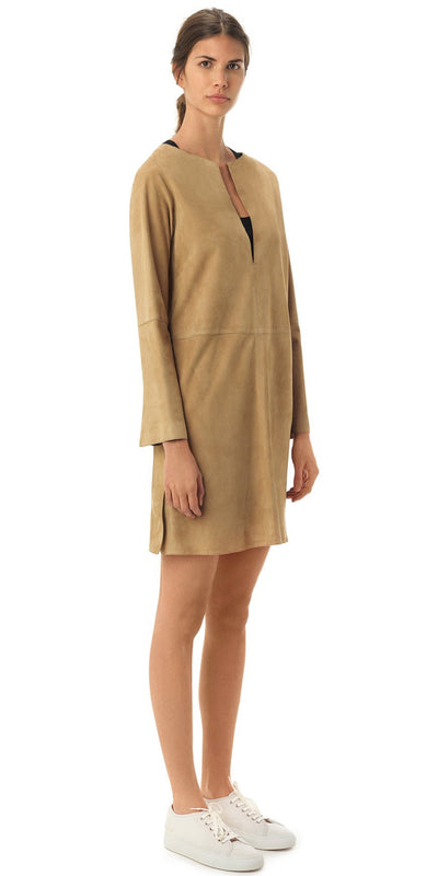 Eberson Suede Dress