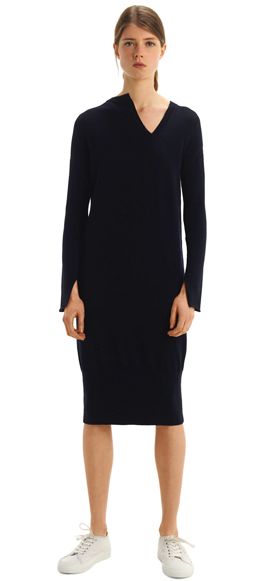 SEME NAVY DRESS