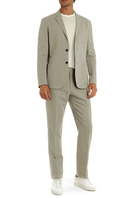 Wescott Grey Pocket Blazer