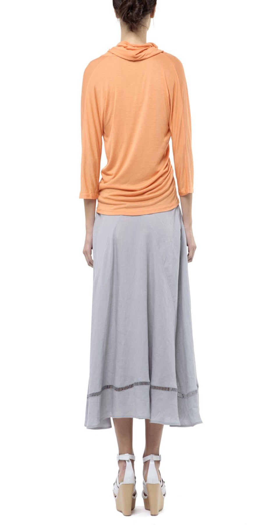 Apricot Luxe Touch Jersey