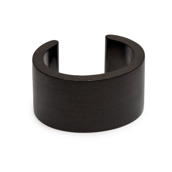 Branch Jewellery - Black wood cuff