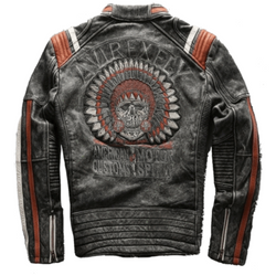 Genuine Leather Jackets and Vests