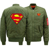 Superman Bomber Jacket