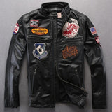 Genuine Cowhide Motorcycle Racing Jacket