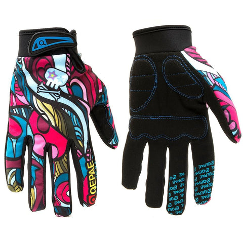 Touch-Screen Fall Motorcycle Gloves.