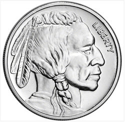 One Ounce Silver Bullion Rounds