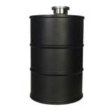 25 oz. Stainless Steel Oil Drum Flask