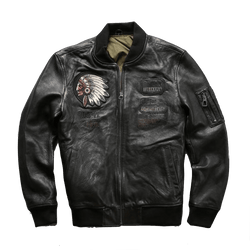 Air Force Goatskin A1 Pilot Jackets