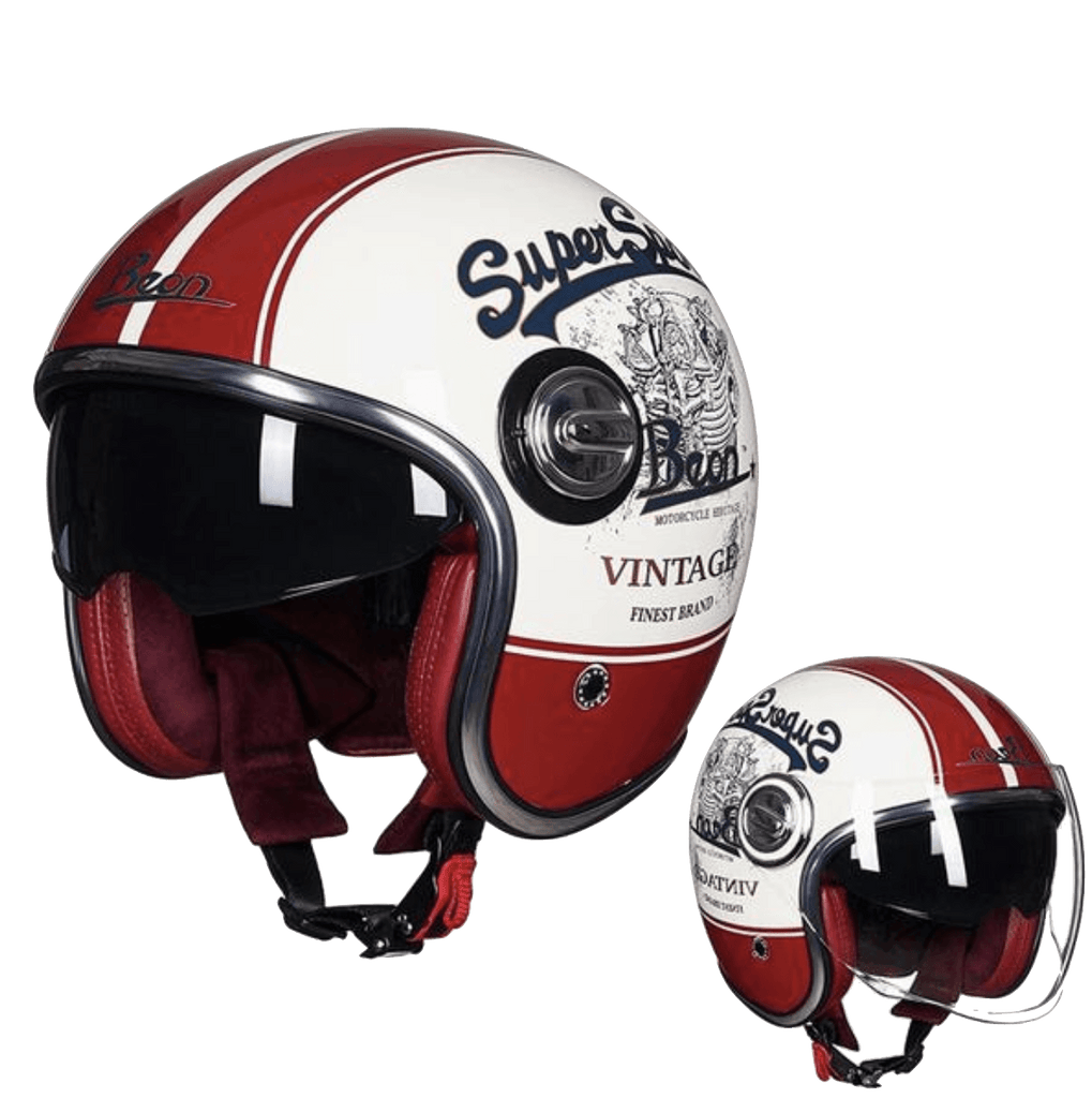 Cool Motorcycle Helmets will