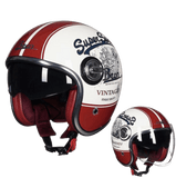 ECE-R22/05 Certified Cafe Racer Super Sport Motorcycle Helmet